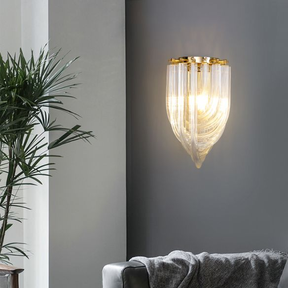 Head Gold Wall Sconce For Dining Room, Dining Room Wall Sconces